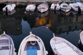centuri hafen fischerboote