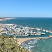 2019-2010 Port Ginesta / Spanien